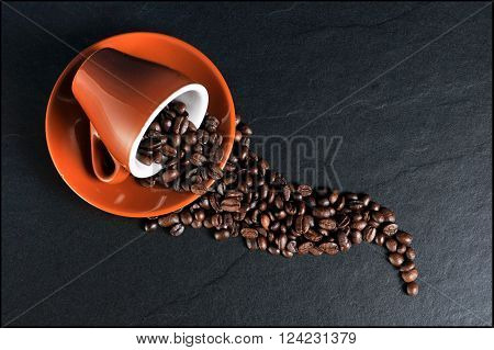 Coffee Sugar and Cocoa Exchange, fabric effect, Arabia, Aroma, Seed