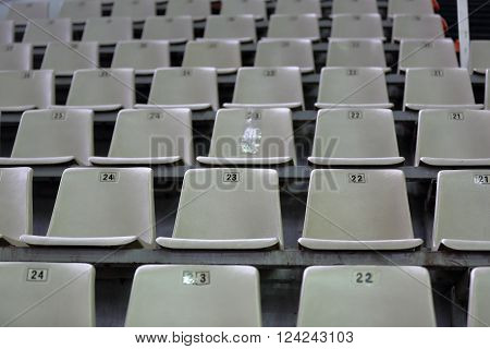 Seats At The Stadium