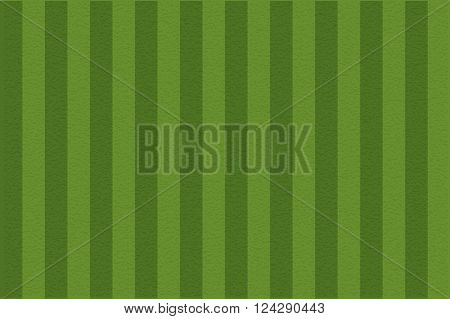 Soccer field, vector illustration. Football field with grass and lines