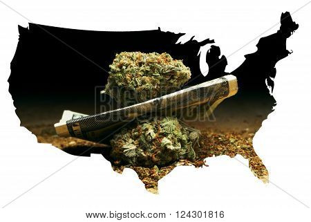 Marijuana in the United States of America