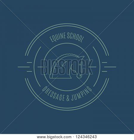 Horse Label