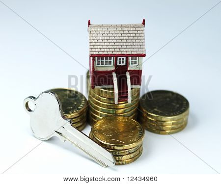 Key House and Money