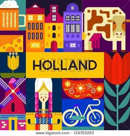 Holland Symbols