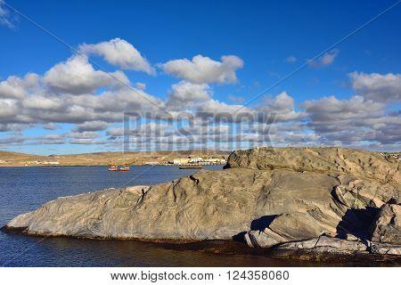 Luderitz Bay, Namibia