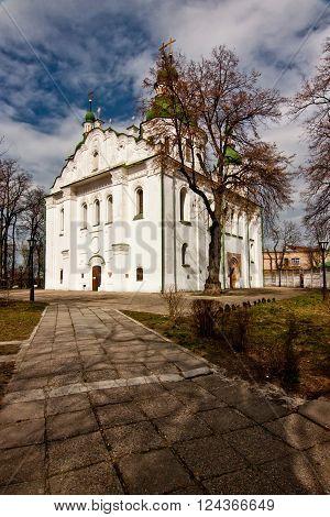 Saint Cyril's Monastery
