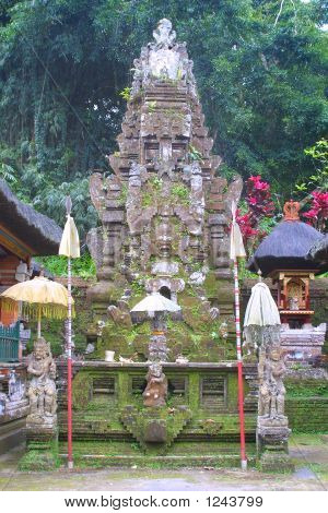 Temple From Bali