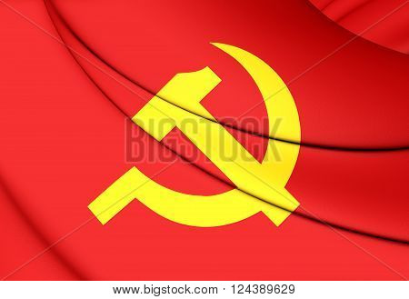Communist Party Of Vietnam Flag