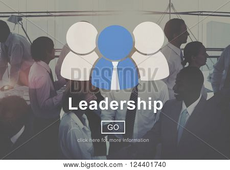 Leadership Coaching Authority Director Lead Concept