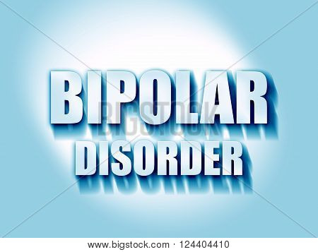 Bipolar sign background with some soft smooth lines