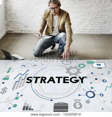 Strategy Strategic Process Operations Concept
