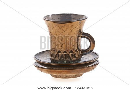 coffe cup isolated