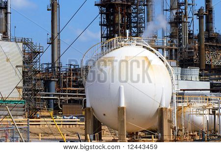 Big Storage Tank
