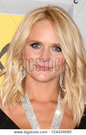 LAS VEGAS - APR 3:  Miranda Lambert at the 51st Academy of Country Music Awards at the MGM Grand Garden Arena on April 3, 2016 in Las Vegas, NV