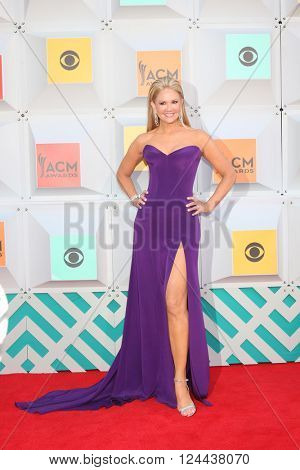 LAS VEGAS - APR 3:  Nancy ODell at the 51st Academy of Country Music Awards Arrivals at the Four Seasons Hotel on April 3, 2016 in Las Vegas, NV