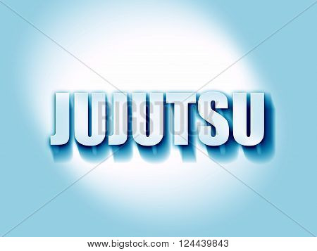 jujutsu sign background with some soft smooth lines