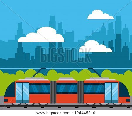 mass transport design, vector illustration eps10 graphic