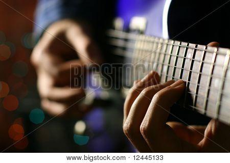 guitarist solo