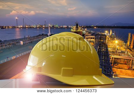 Outdoor work use Safety helmet for PORT petrochemical,Construction site.