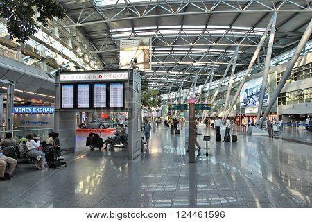 Dusseldorf Airport