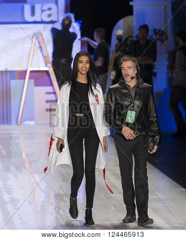 Desigual - Fall 2016 Collection - Rehearsal