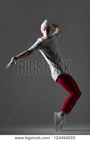 Handsome Dancer Guy