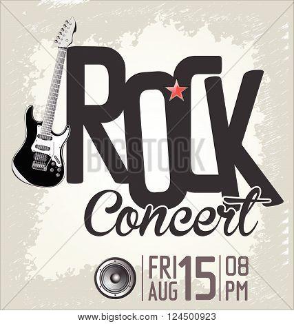 Rock Concert Poster.eps