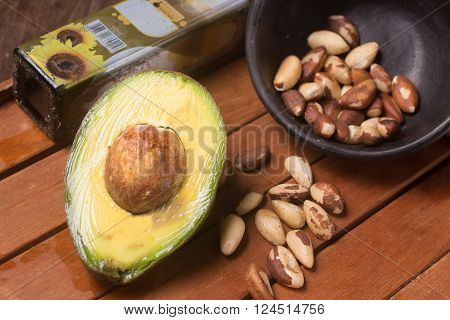 Food With Unsaturated Fat