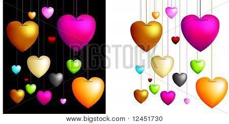 Heart Strings 3D.eps