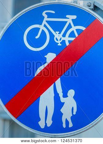 bike path and walkway