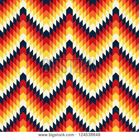 Tribal Semless Vector Pattern