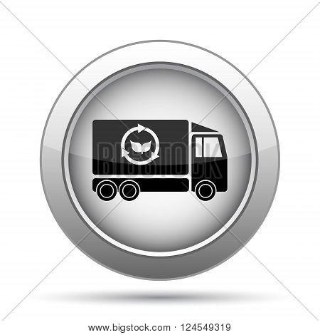 Eco Truck Icon