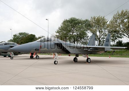 Us Air Force F-15 Eagle