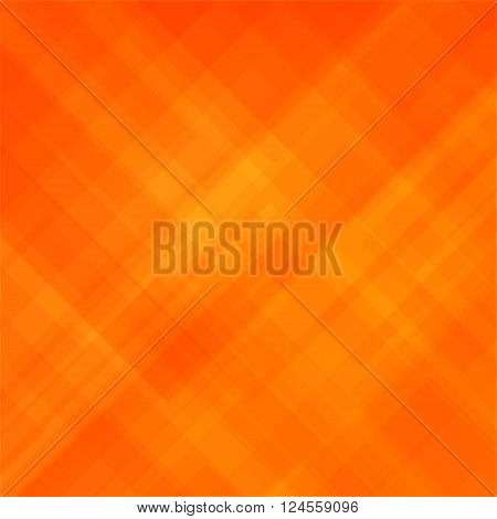 Abstract Elegant Orange Background. Abstract Orange Pattern