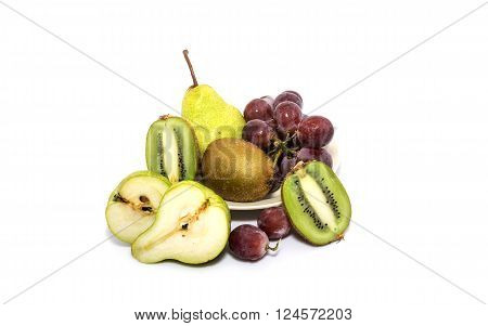 fruits local and export efficacious on isolated