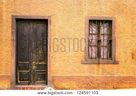 House And Window