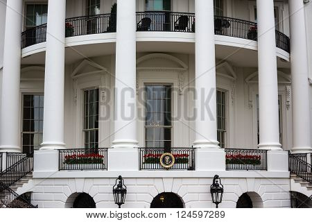 The White House Washington DC United States