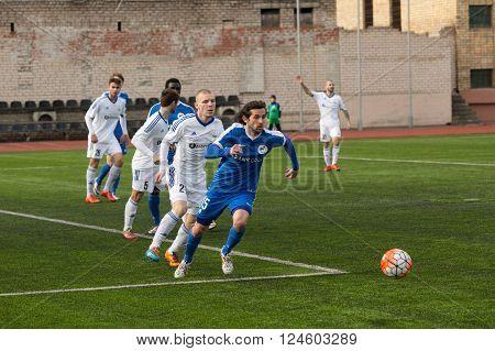 Episode Of Football Match