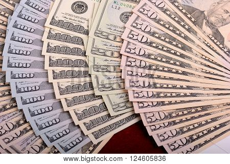 many dollars the United States as a dollar american money dollars background
