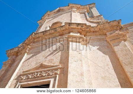 Purgatory Church. Polignano a mare. Puglia. Italy