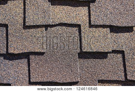 Roofing Shingles Rugged Wood Shake Style Pattern