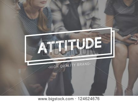 Attitude Opinion Perspective Ideas Viewpoint Thinking Concept