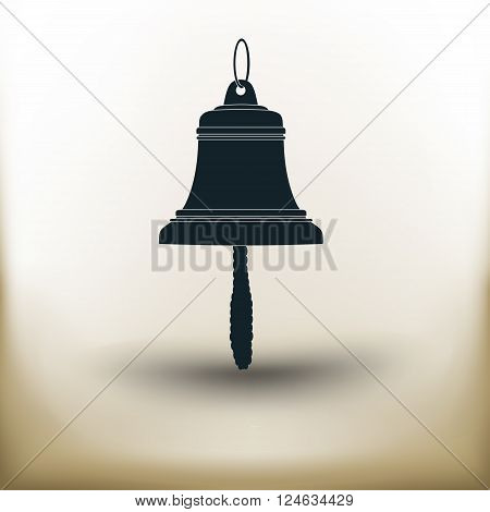 Old Bell Pictogram
