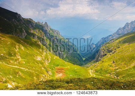 Bucegi Mountains, Carpathians,transylvania,romania