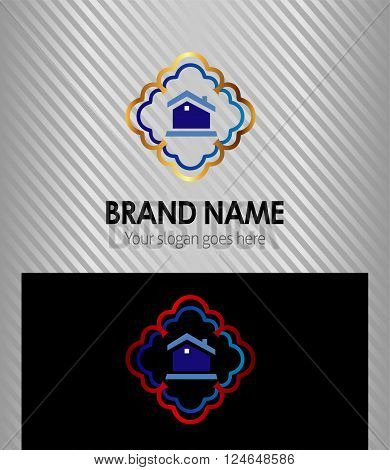 House logo House logo vector design template