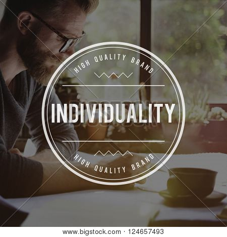 Individuality Character Personality Identity Concept