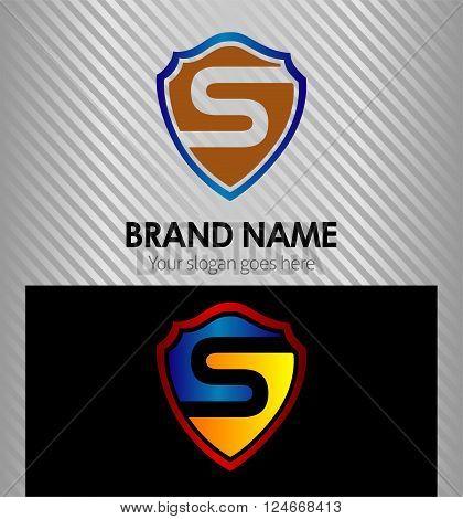 S Letter S Letter vector design template