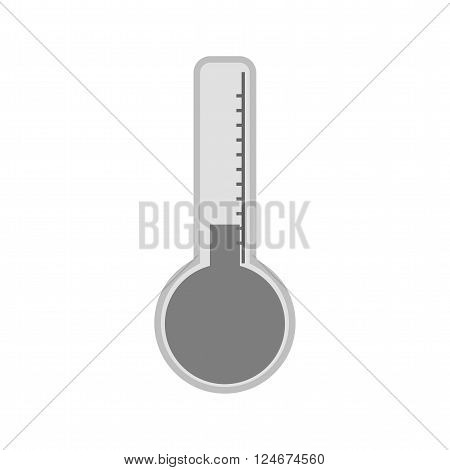 Winter, low, temperature icon vector image. Can also be used for winter. Suitable for use on web apps, mobile apps and print media.