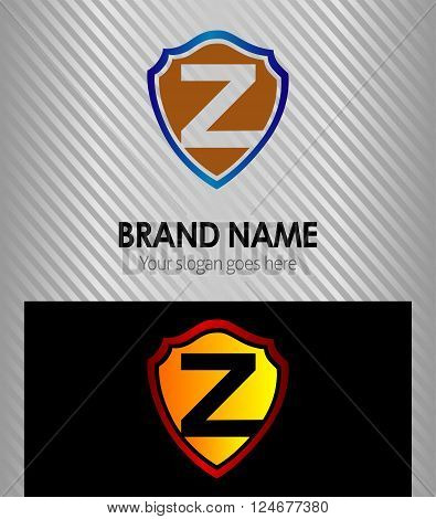 Z Letter Z Letter logo icon vector