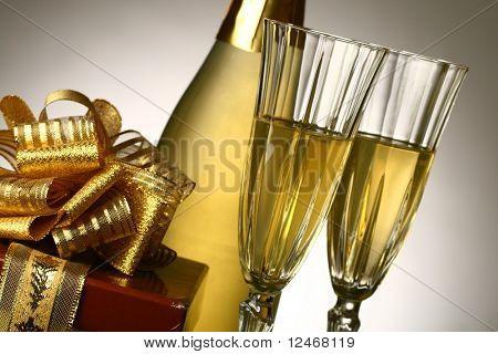 champagne de vacaciones