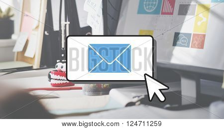 E-mail Connection Communication Correspondence Concept